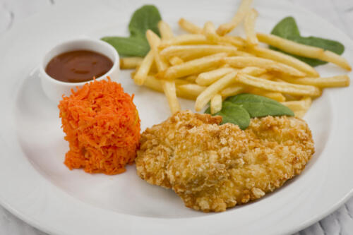 Fileciki z kurczaka Pańko
