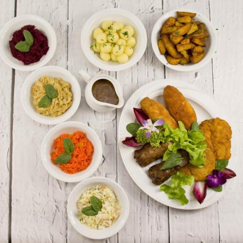 Koryto Domowy Obiad dla 6os