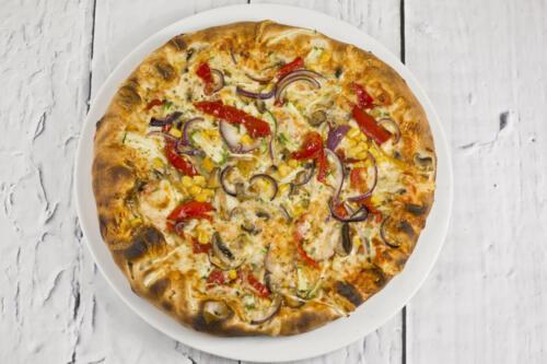 Pizza wegetariańska